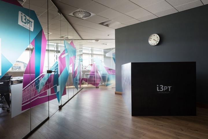 I3PT Certification Office By DUA Dublin Ireland