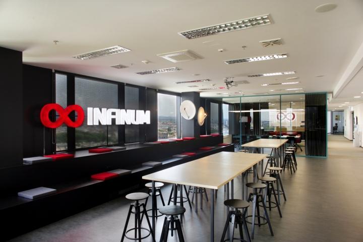 Infinum office by brigada zagreb croatia retail for Design office zagreb
