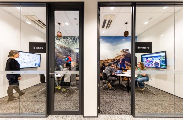 187 Kathmandu Office By Creative Spaces Christchurch New