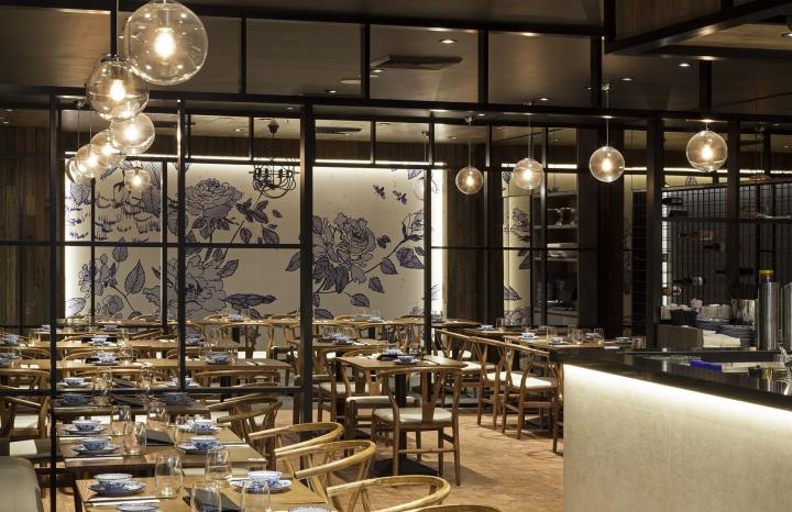 187 Lan Yuan Restaurant By Vie Studio Sydney Australia