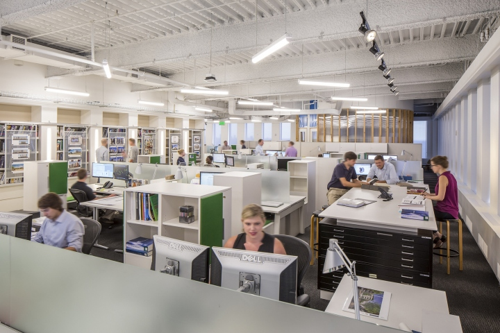 Lord Aeck Sargent offices, Atlanta – Georgia » Retail Design Blog