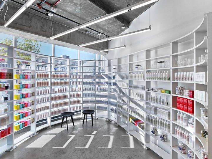 Malin Goetz Stores By Messana O Rorke Los Angeles New
