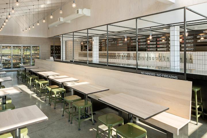 Mammoth caf bar by kalos eidos seattle washington - Interior furniture warehouse buffalo ny ...