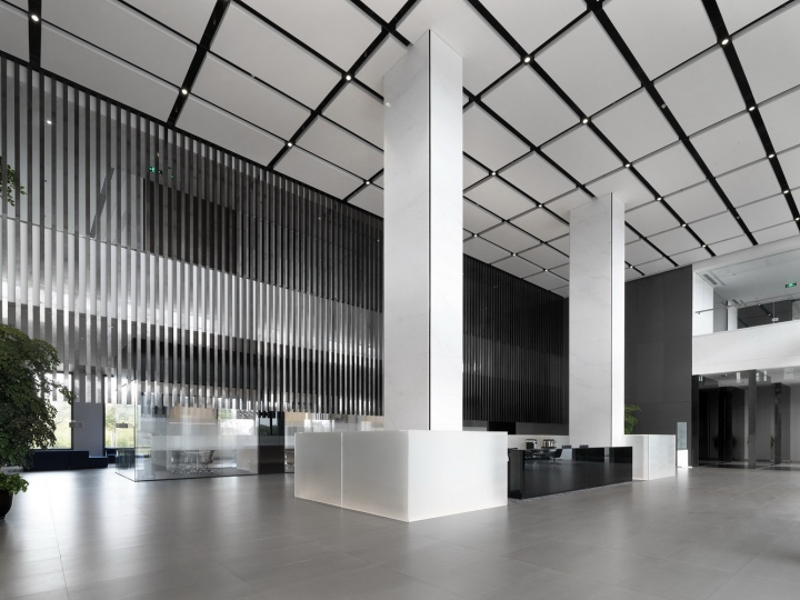 lighting for offices. OPPLE Lighting Office By IDA Workplace+Strategy, Shanghai \u2013 China » Retail Design Blog For Offices I
