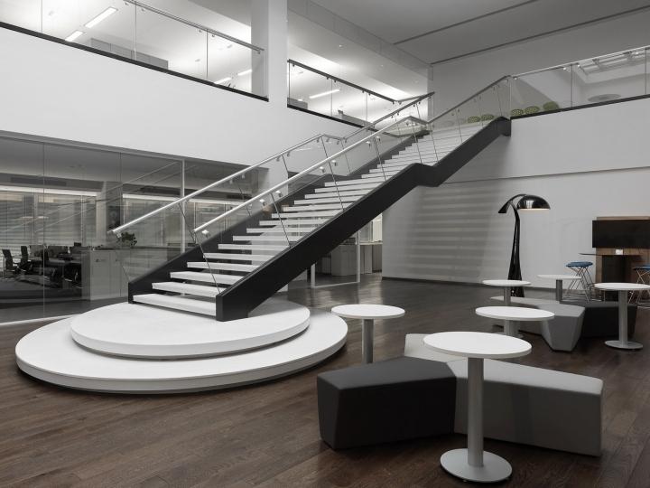 Opple lighting office by ida workplace strategy shanghai u2013 china