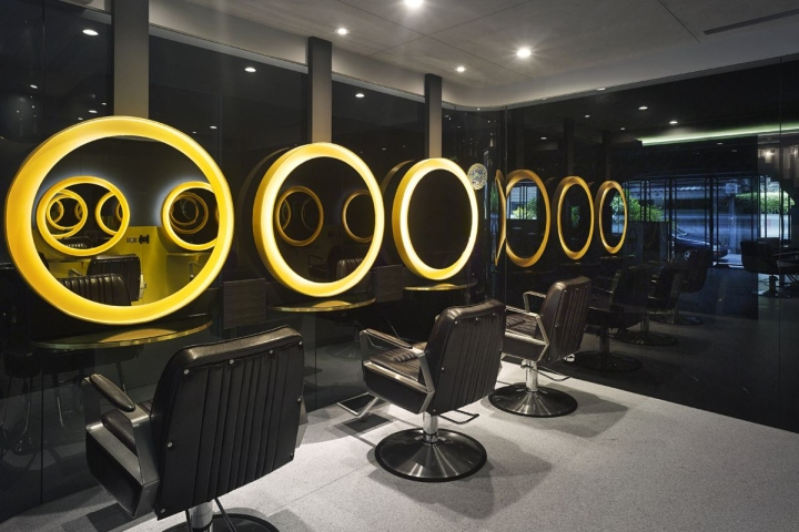 Prim4 Hair Salon By Yoma Design Taipei Taiwan