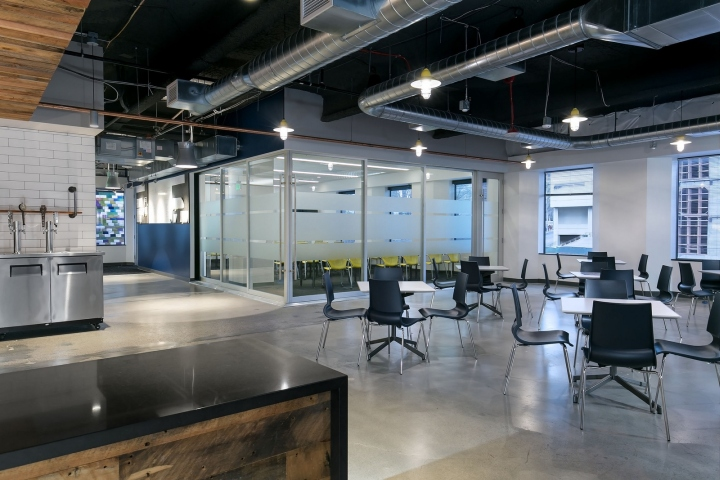 Pitchbook Offices By Jpc Architects Seattle Washington