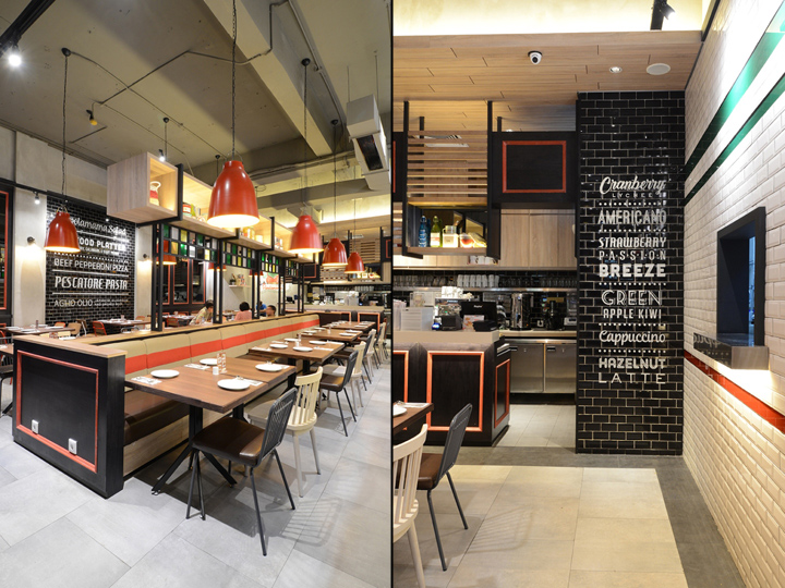 Popolamama by metaphor interior jakarta indonesia for Interior architecture jakarta