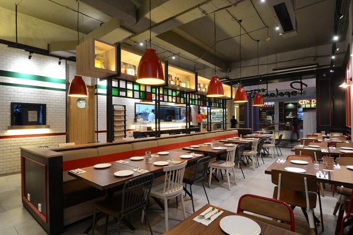 Popolamama by metaphor interior jakarta indonesia for Interior design jakarta