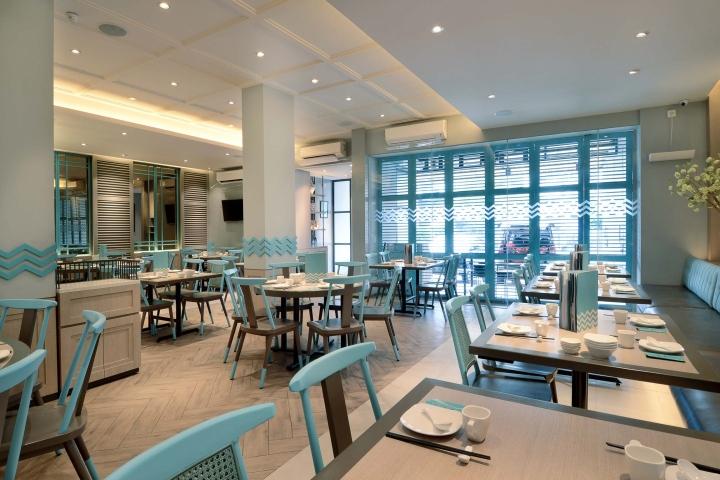 Putien restaurant by metaphor interior jakarta for Interior design lasalle jakarta