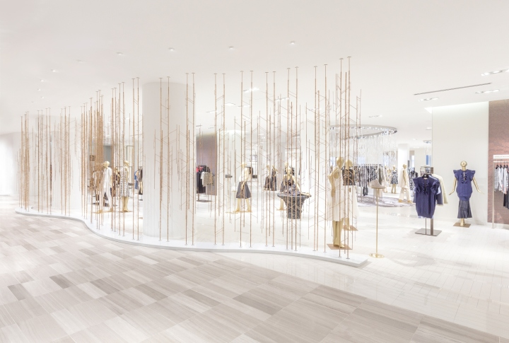 Saks fifth avenue by frch design worldwide saks fifth for 5th avenue beauty salon