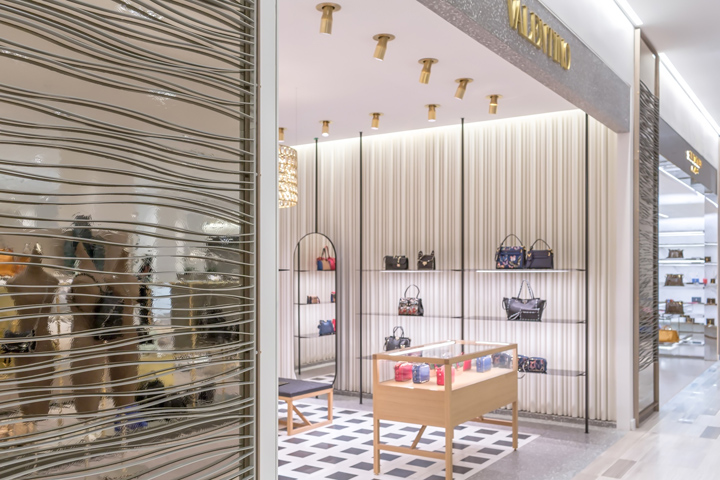 Saks Fifth Avenue by FRCH Design Worldwide & Saks Fifth Avenue team,  Toronto  Canada