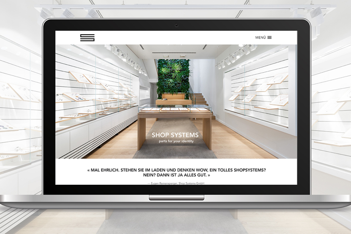 » Shop Systems Branding And Corporate Design By Konrad Knoblauch