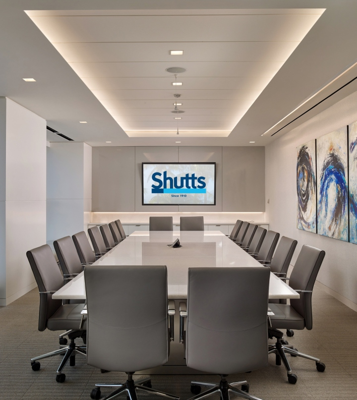 Shutts Bowen Offices By Asd Sky Miami Florida