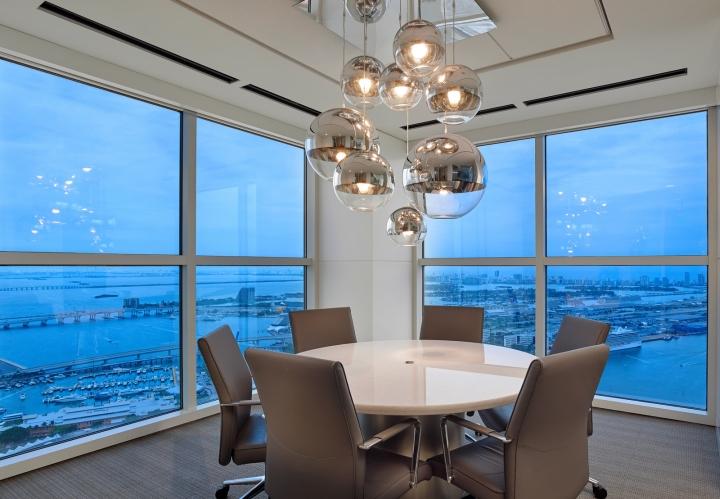 Shutts bowen offices by asd sky miami florida