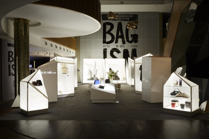 Sugar Lady Pop Up Store By PRISM DESIGN Shanghai China