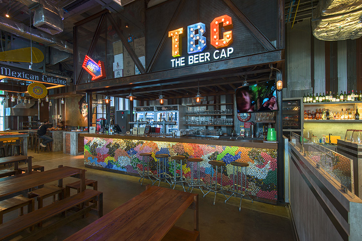 The Beer Cap by Whitespace, Bangkok – Thailand