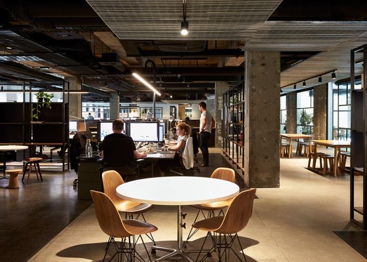 Woods Bagot Studio Melbourne Australia 187 Retail Design Blog
