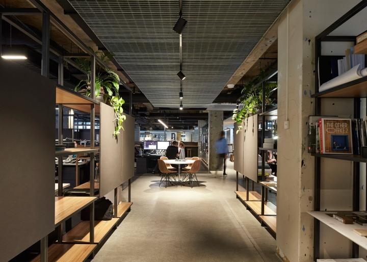 Woods Bagot Studio Melbourne Australia Retail Design Blog