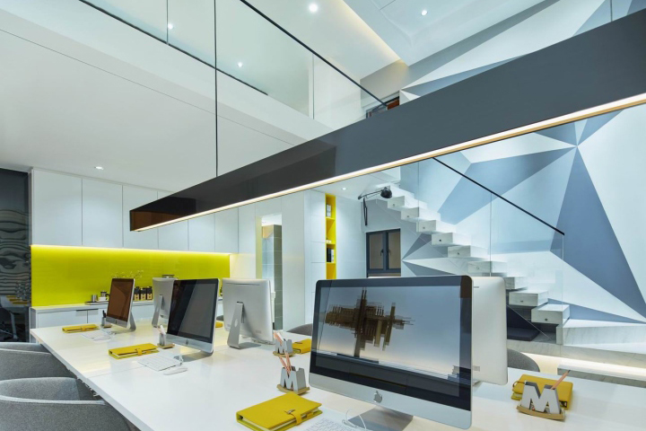 Creative Office Designs yuexiu nansha c-units creative office show flatc&c design co
