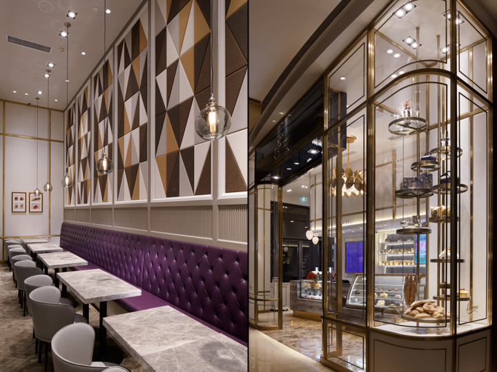 Becca cafe by STUDIO C8, Shanghai – China » Retail Design Blog