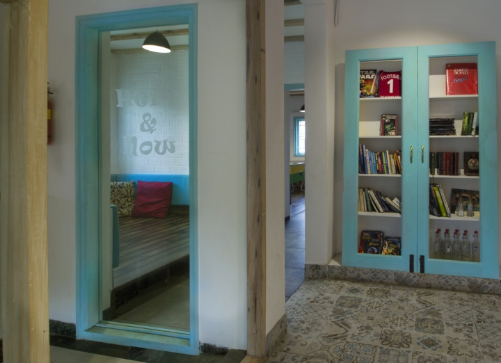187 Cafe Here Amp Now By Choreography Of Spaces Bangalore India