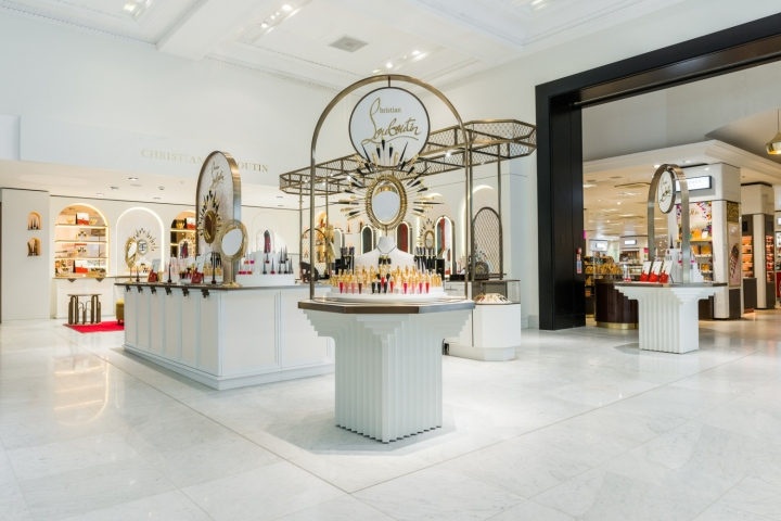187 Christian Louboutin Beaute At Selfridges By Sheridan Amp Co