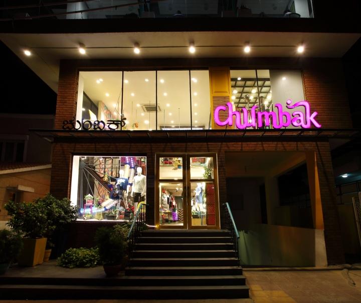 Chumbak Store V.2.0 By 4D, Bangalore
