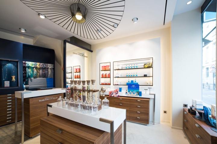 comptoir sud pacifique boutique by centdegr s paris. Black Bedroom Furniture Sets. Home Design Ideas