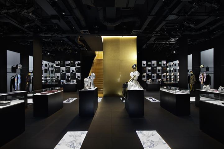 » Dolce   Gabbana store by Curiosity, Tokyo – Japan 58e4cd2c6e