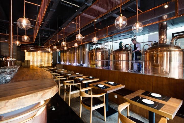 Dongli Brewery By Latitude Beijing China Retail
