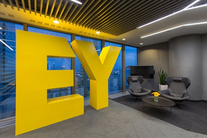 187 Ey Offices By Massive Design Warsaw Poland