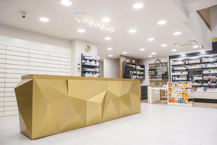 Fanouraki Aikaterini Pharmacy By Artico, Rhodes U2013 Greece