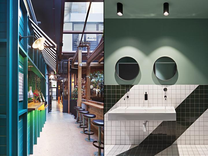 Garden State Hotel By Techne Architecture Interior