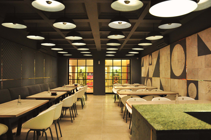 Restaurant 187 Retail Design Blog
