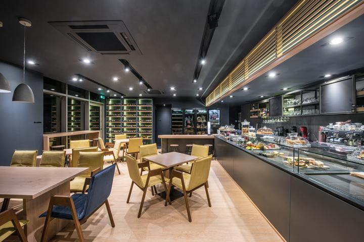 Manjar Wise Food, Coffee U0026 Wine Bar By Manousos Leontarakis U0026 Associates,  Heraklion U2013 Greece