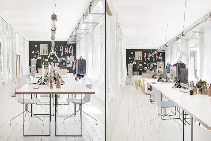 marie sixtine s headquarter by atelier baptiste legu. Black Bedroom Furniture Sets. Home Design Ideas