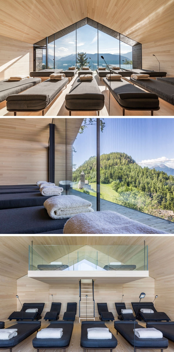 Miramonti boutique hotel by arch tara merano italy for Boutique hotel tyrol