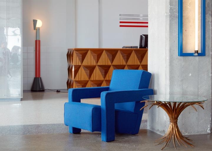 Oddsson ho s tel by d lur reykjav k iceland retail for Design hotel reykjavik