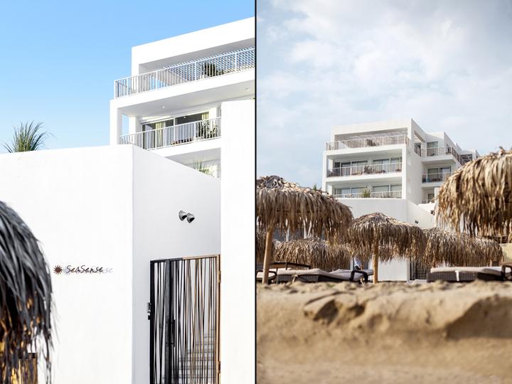 Sea sense boutique hotel by eyal tahor sozopol for Boutique hotel 2016