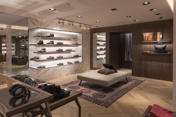 187 Silver Deer Flagship Store By Materia Mexico City Mexico