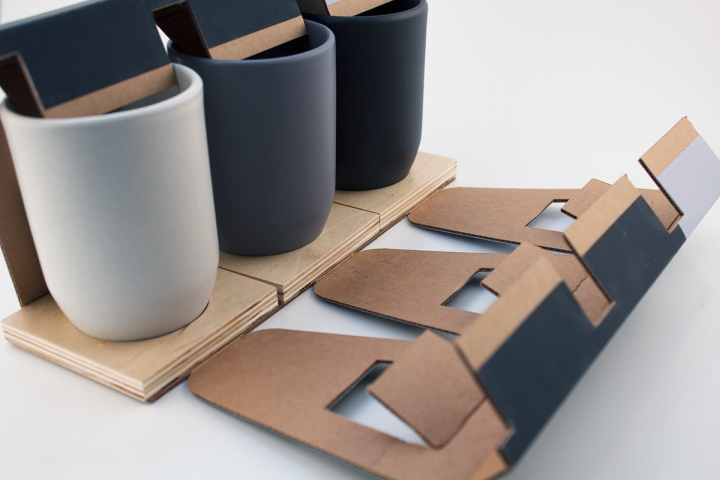 187 Sur La Table Terracotta Packaging By Alireza Jajarmi