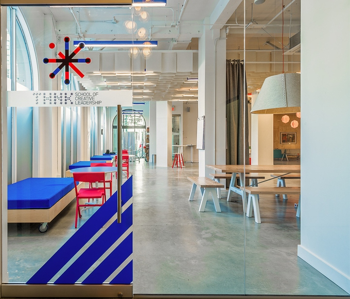 Wild Home Gym Design Inspirations 2016 Interior Design: THNK Offices By Evoke International Design, Vancouver