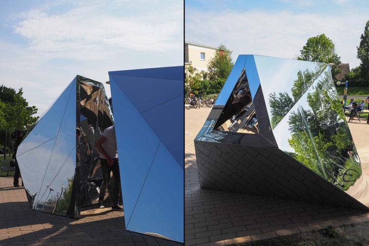 Taumascopio by Mattia Paco Rizzi In Germany