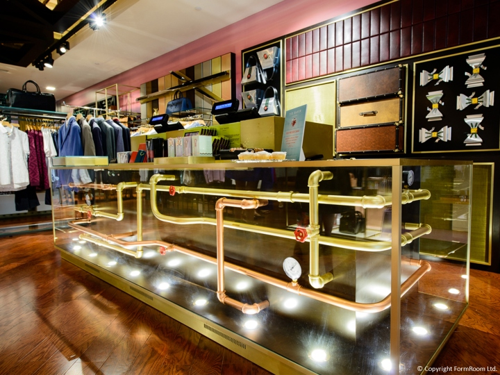 187 Ted Baker Store By Formroom