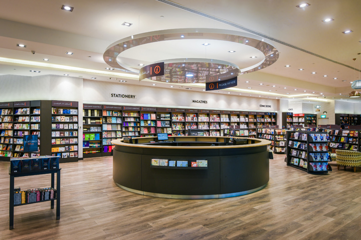 That Al Salasil Bookstore At The Avenues Mall Sheikh By Design4Retail Kuwait