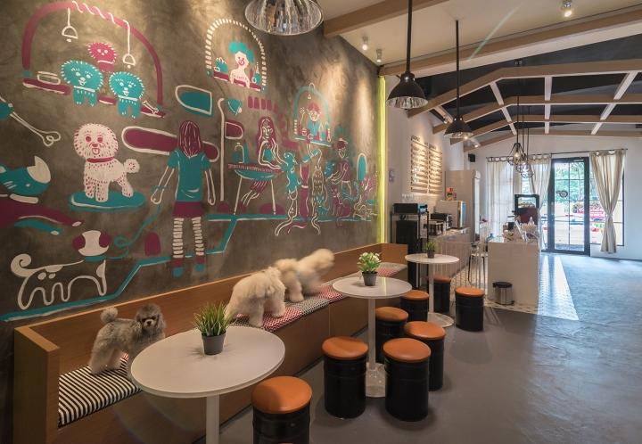 187 The Barkbershop Pet Grooming Studio Amp Cafe By Evonil