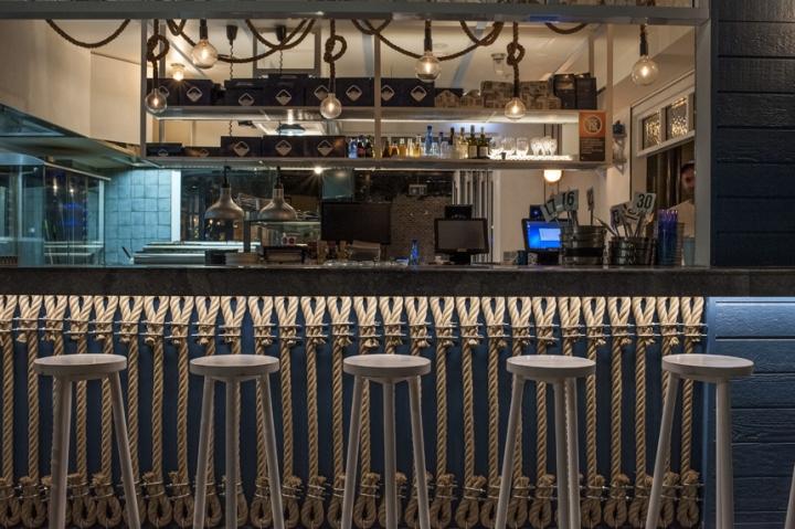 Bar Cuisine Design Bar And Lounge Furniture Design Of Sprig Restaurant New York Cuisine