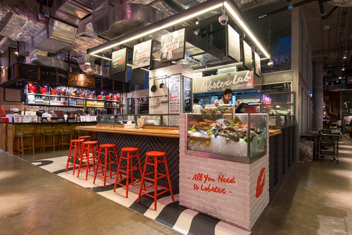 The Lobster Lab by Whitespace Bangkok – Thailand Retail