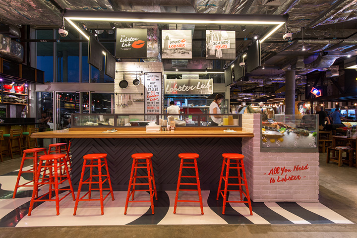 The Lobster Lab by Whitespace, Bangkok – Thailand
